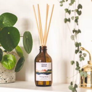 Vintage Books Reed Diffuser