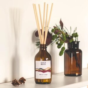 Winter Lodge Reed Diffuser